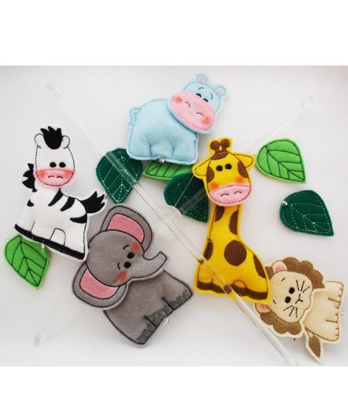 Nursery Mobiles - decor that entertains your baby 1