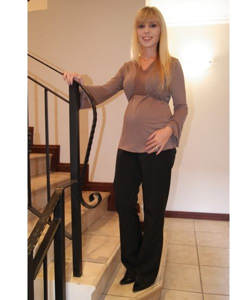 Maternity hipster pants 3