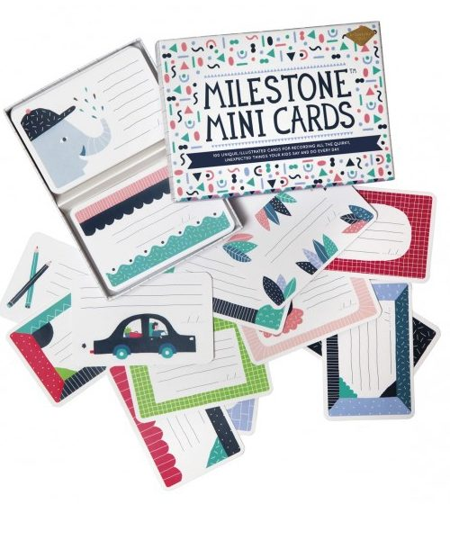 Milestone Mini Cards 1