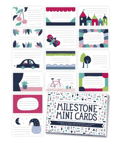 Milestone Mini Cards 4