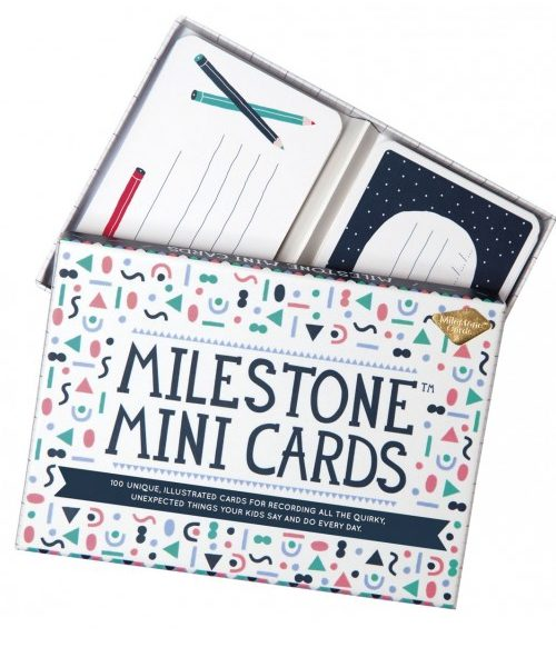 Milestone Mini Cards 2