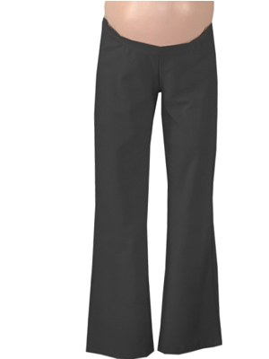 Maternity hipster pants