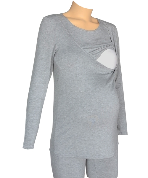 Winter Maternity and Nursing Pyjamas 1