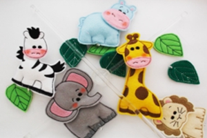 Nursery Mobiles - decor that entertains your baby 8
