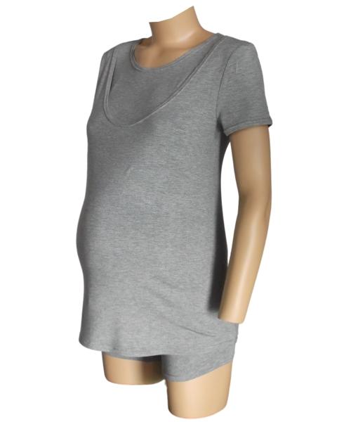 Summer Maternity and Nursing Pyjamas 1